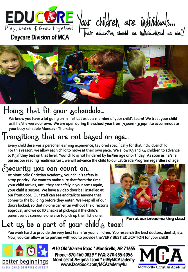 EDUCARE Home Page copy